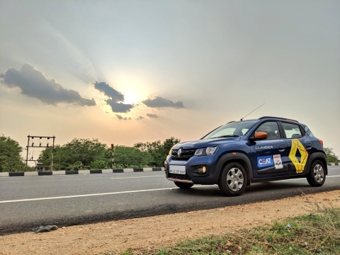 Day 9 – Renault India Diamond Trail – Driving through South India