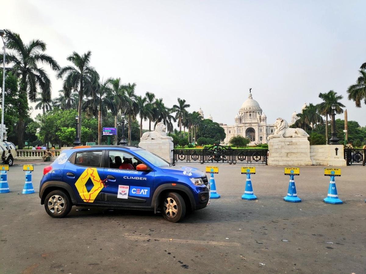 Day 16 – Renault India Diamond Trail – Kolkata to Siliguri