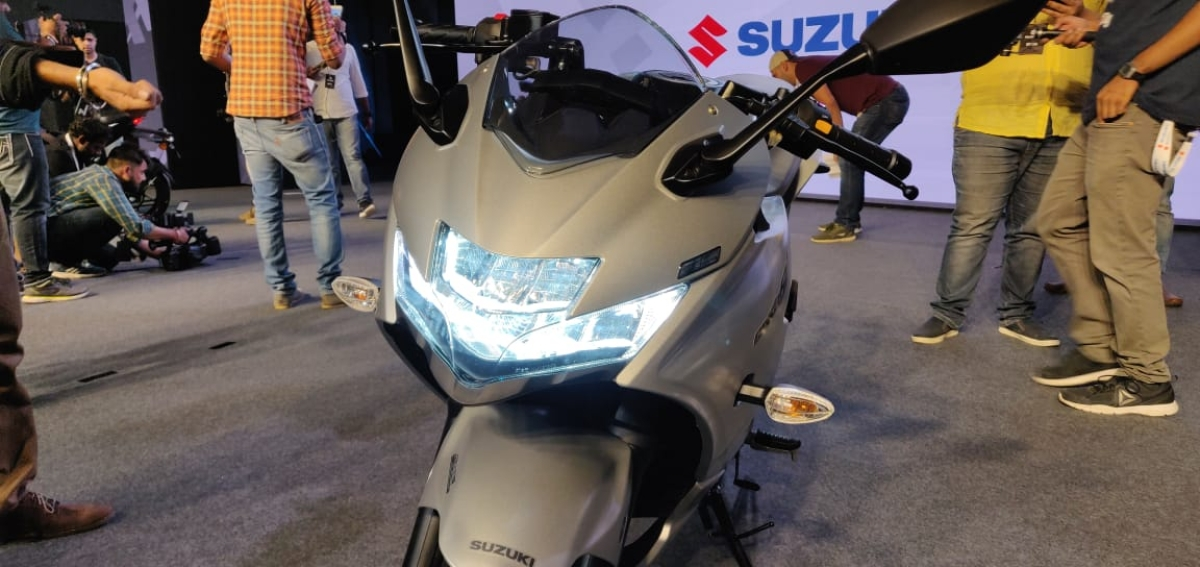 Suzuki launches the all new Gixxer SF 250 and updated Gixxer SF at Rs 1.70 lakh and Rs 1.09 lakh
