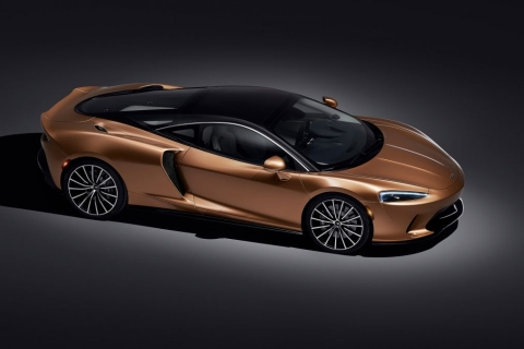 New McLaren GT revealed – 611bhp grand tourer to rival Aston Martin and Ferrari