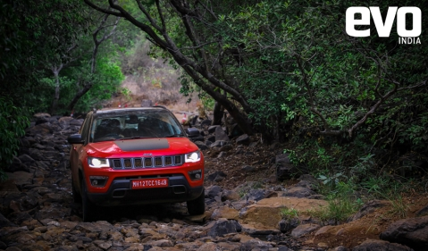 Jeep Compass Trailhawk review: Now with diesel automatic and