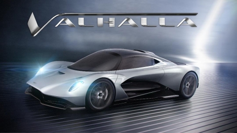 AM-RB 003 to be called Valhalla