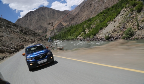 Day 31 – Renault India Diamond Trail –  Srinagar to Jammu, the victory lap