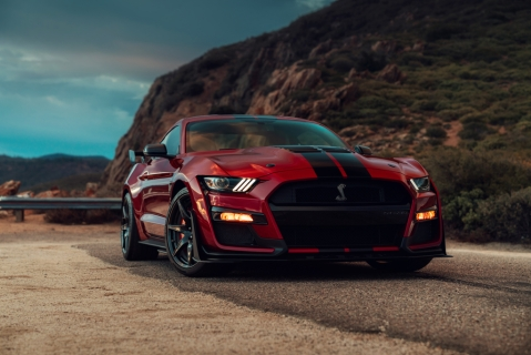 Ford Mustang Shelby GT500 to get 760 horsepower V8 engine