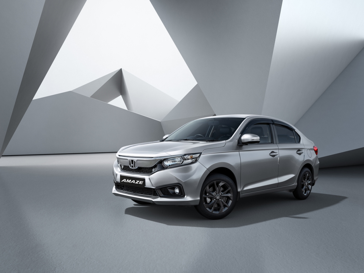 Honda launches the Amaze Ace edition starting at Rs 7.89 lakh