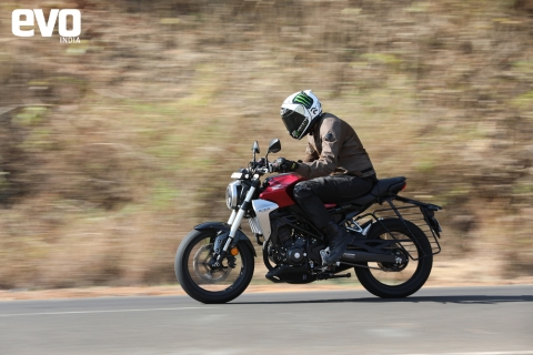 Honda CB300R: First Ride Review