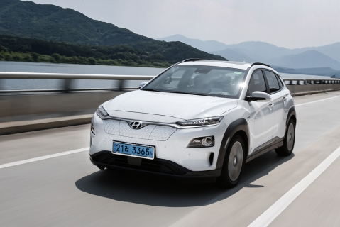 Hyundai Kona EV, India Bound Electric Vehicle Driven