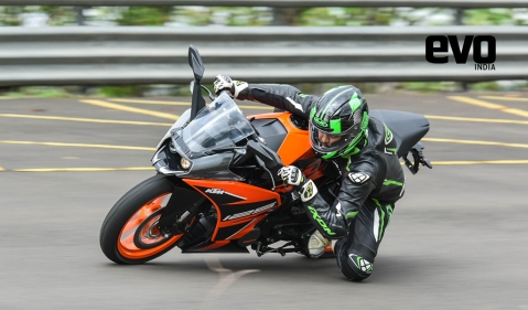 KTM RC 125 ABS: First Ride Review