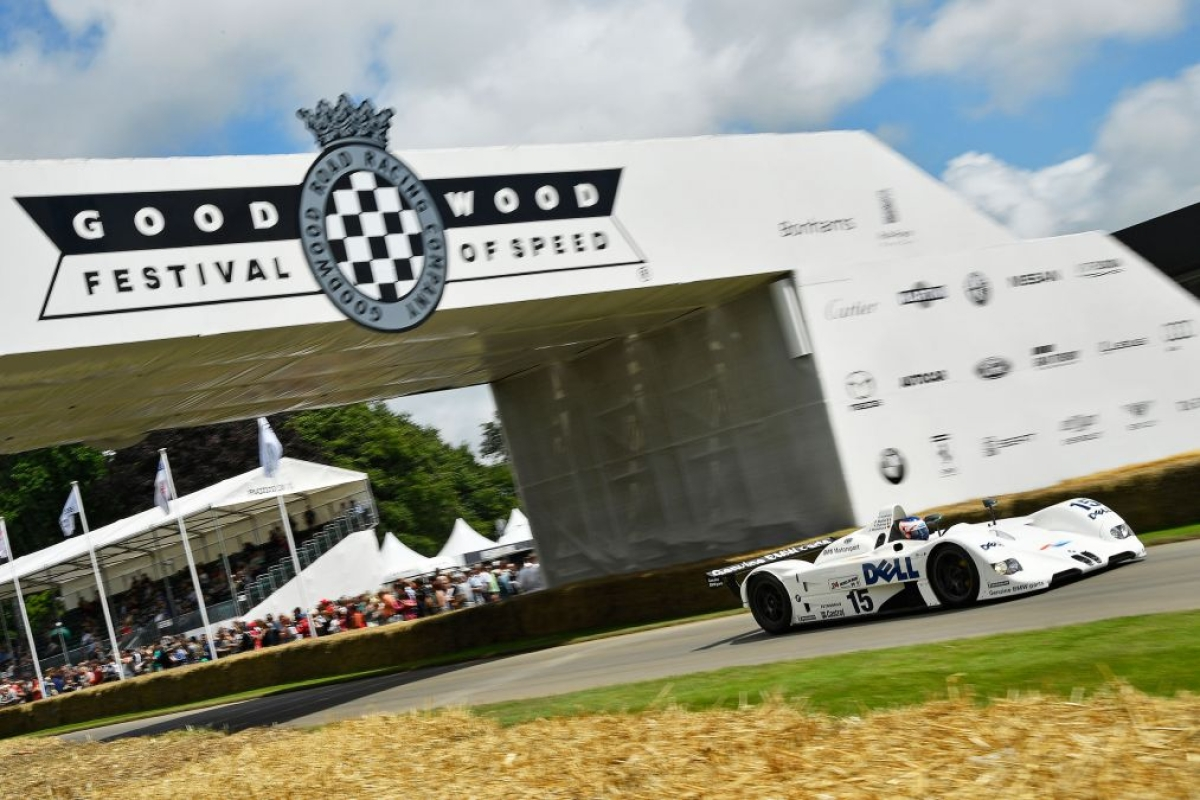 Goodwood Festival of Speed 2019: all you need to know
