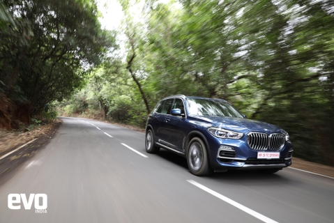 BMW X5: More comfortable than ever before