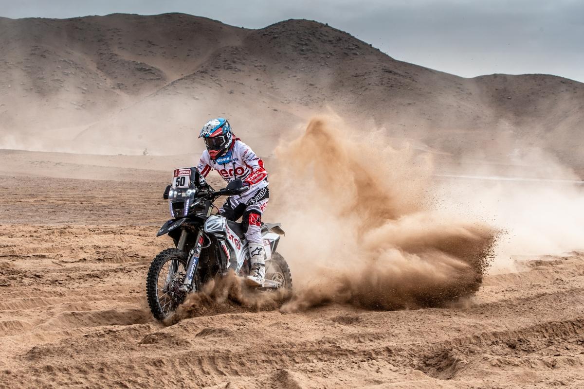 Dakar 2019 stage 4: Oriol Mena holds his ground, CS Santosh drops to 44th