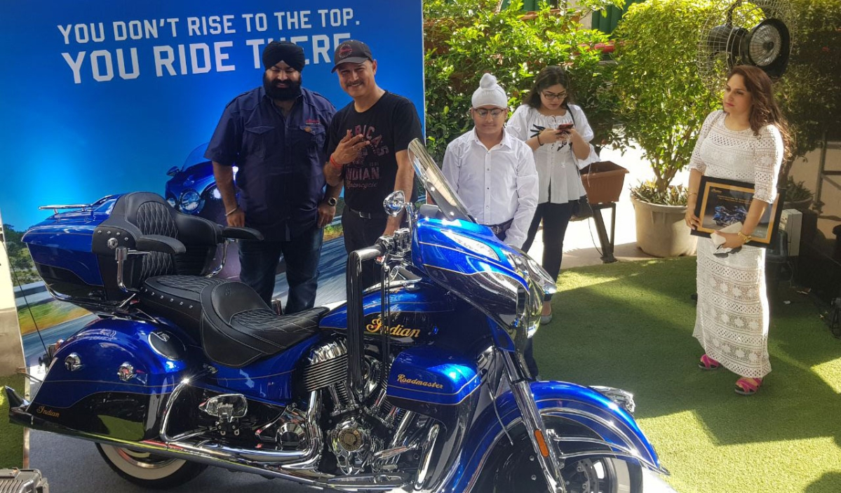 Indian Motorcycle launch the Roadmaster Elite at Rs 48 lakh