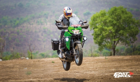 Test ride review: Versys-X 300, the entry level ADV from Kawasaki