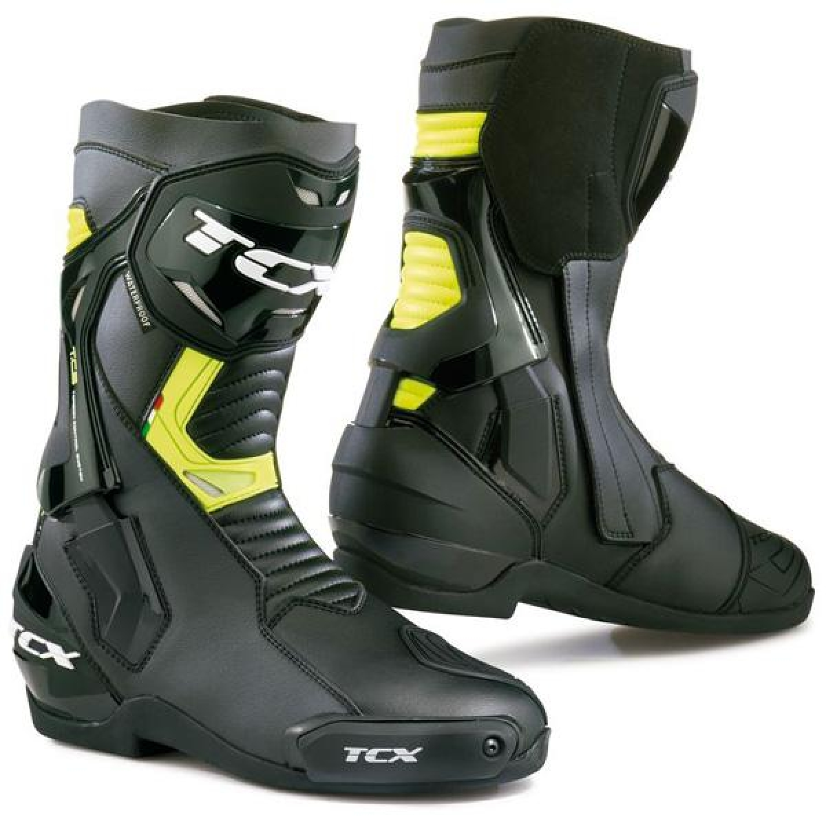 TCX ST-Fighter riding boots