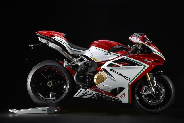 MV Agusta F4 RC launched for Rs 51.91lakh