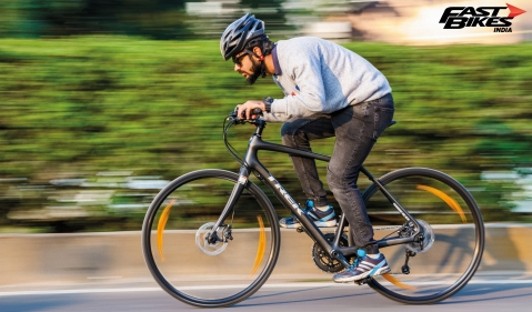 Test Ride Review: Trek FX 5 Sport