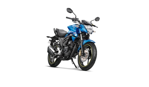 ABS version of the Suzuki Gixxer launched at Rs 87,250