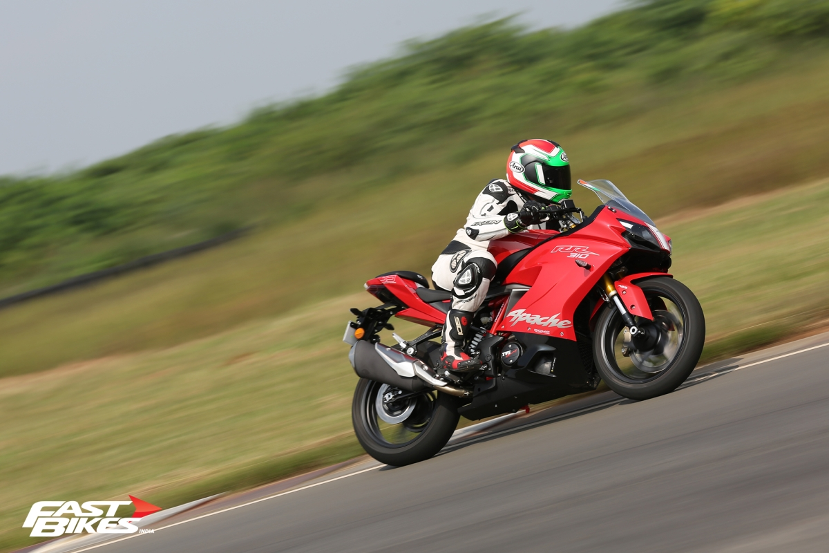 TVS Apache RR310 vs Competition: How do the numbers fare?