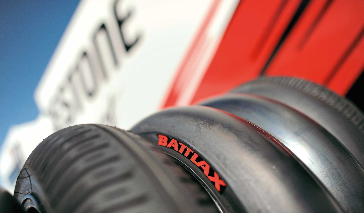 Tech talk: Know your race tyres