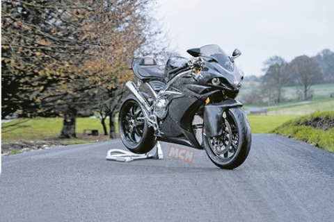 Norton reveals the Superlight 650 at Motorcycle live