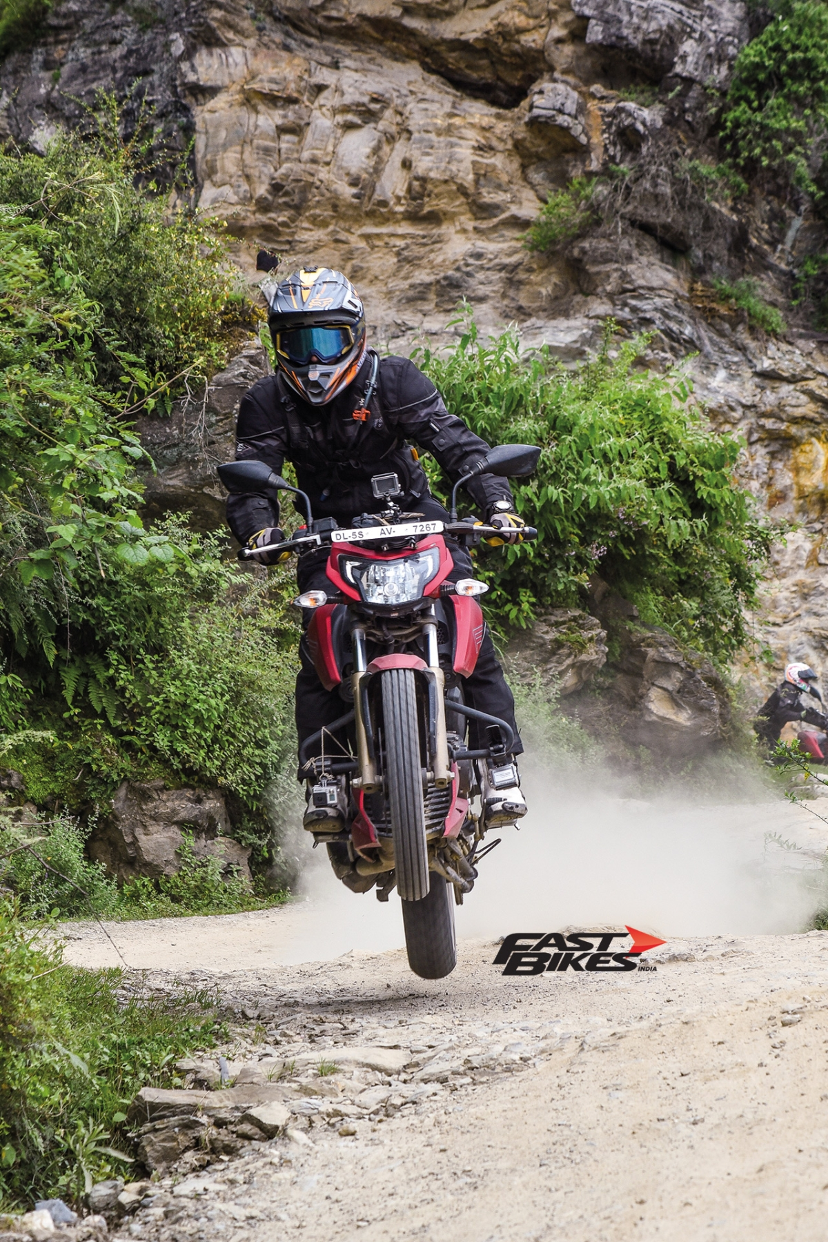 Jumps, wheelies and more… Here you'll get what you want