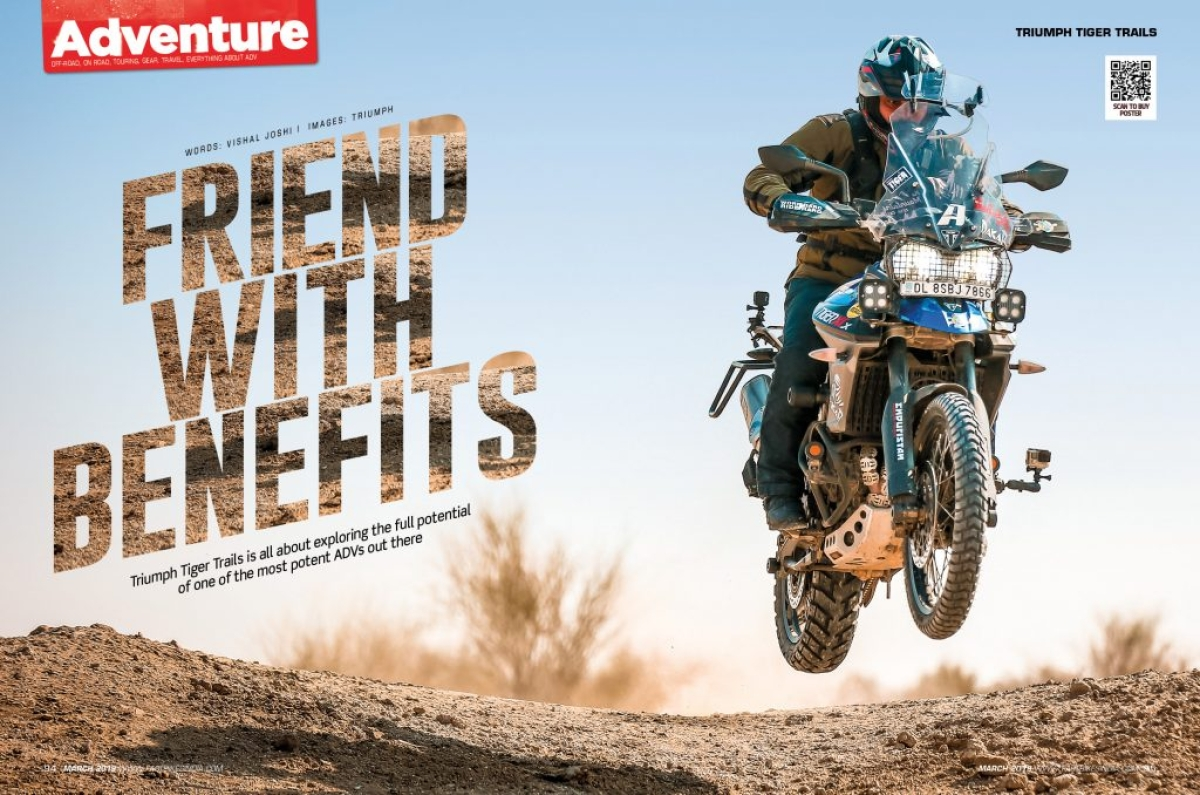 Fast Bikes India, March 2019 issue – on stands now!