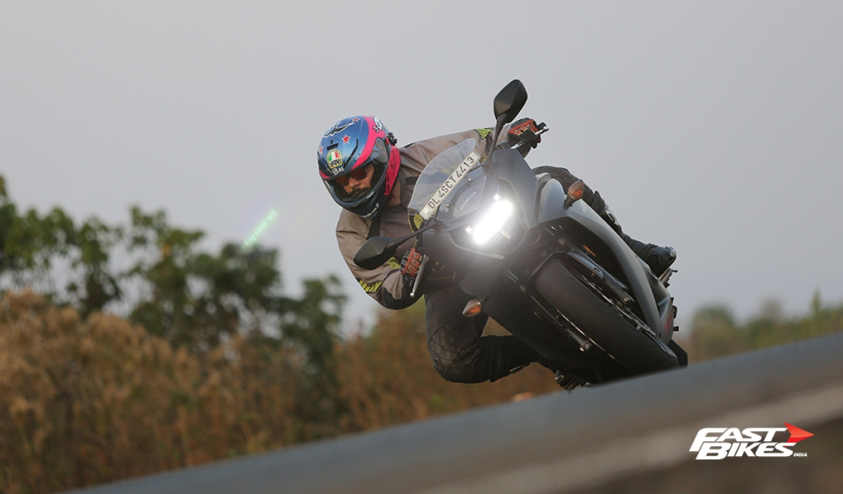 Is the 2018 Honda CBR 650f a perfect companion to do it all?