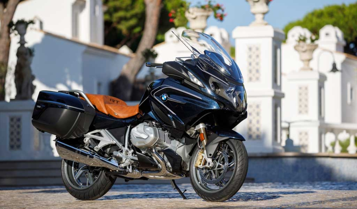 BMW unveils 2019 R 1250 GS and R 1250 RT ahead of global debut