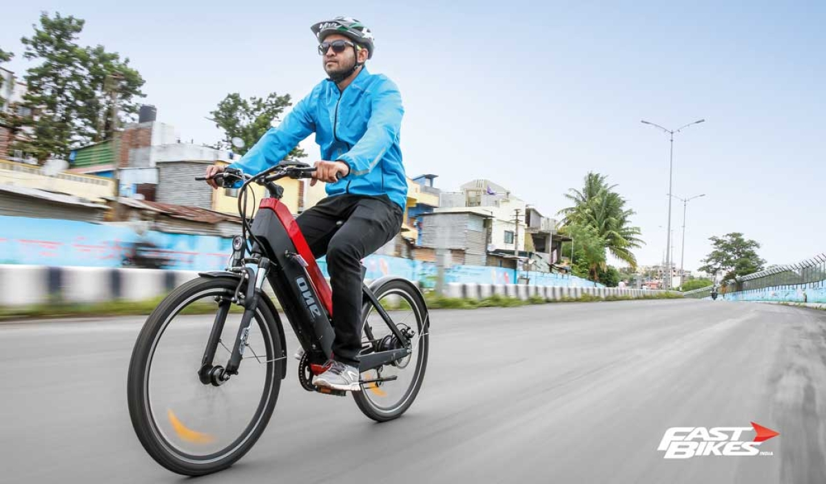 Test Ride Review: Tronx One hybrid e-bicycle, for the hip urban commuter