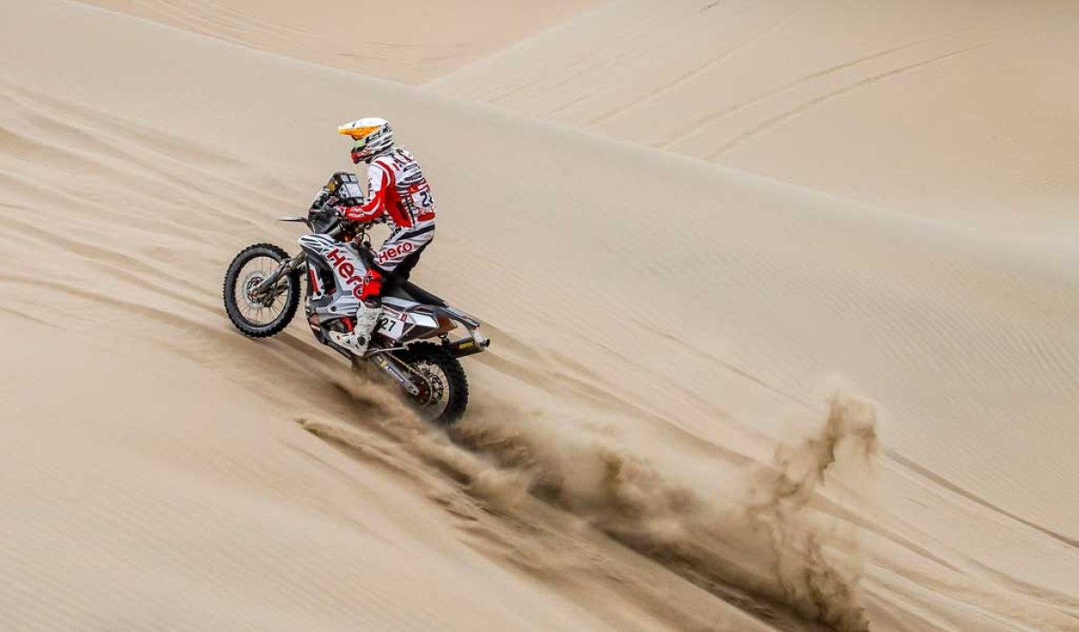 Dakar 2019: Hero Motosports hopeful of a good result