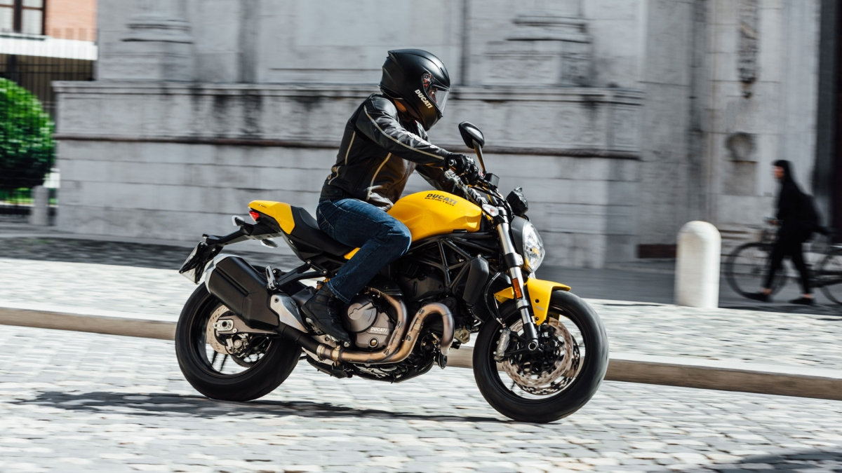 Ducati Monster 821 launched at Rs 9.51 lakh