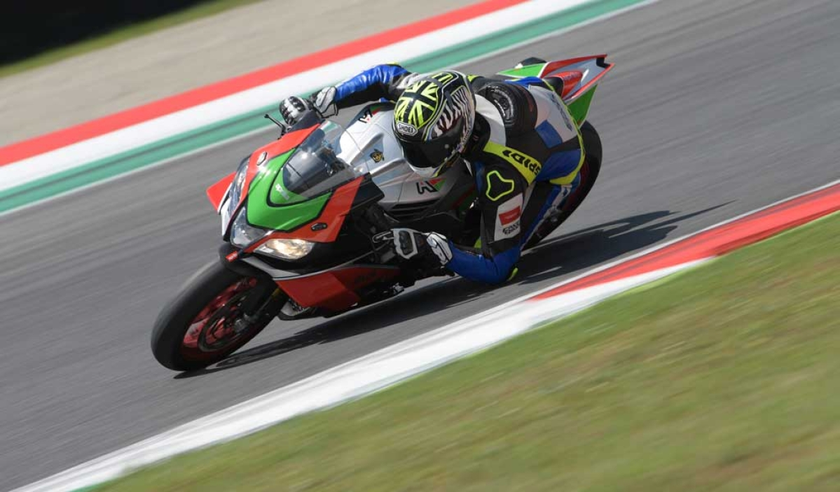 Test ride review: The fast and incredible Aprilia RSV4 FW