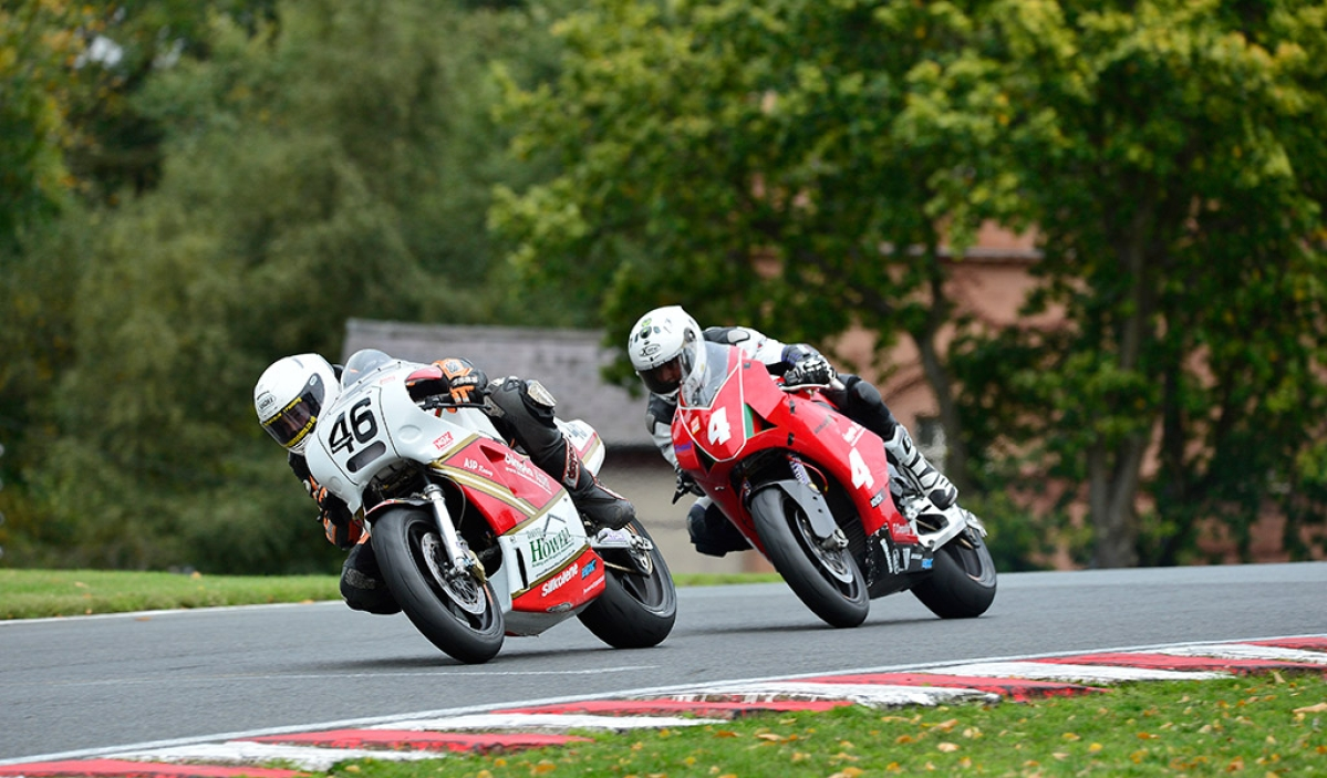 Bimota's test of time: The latest BB3 and classic YB4 motorcycles