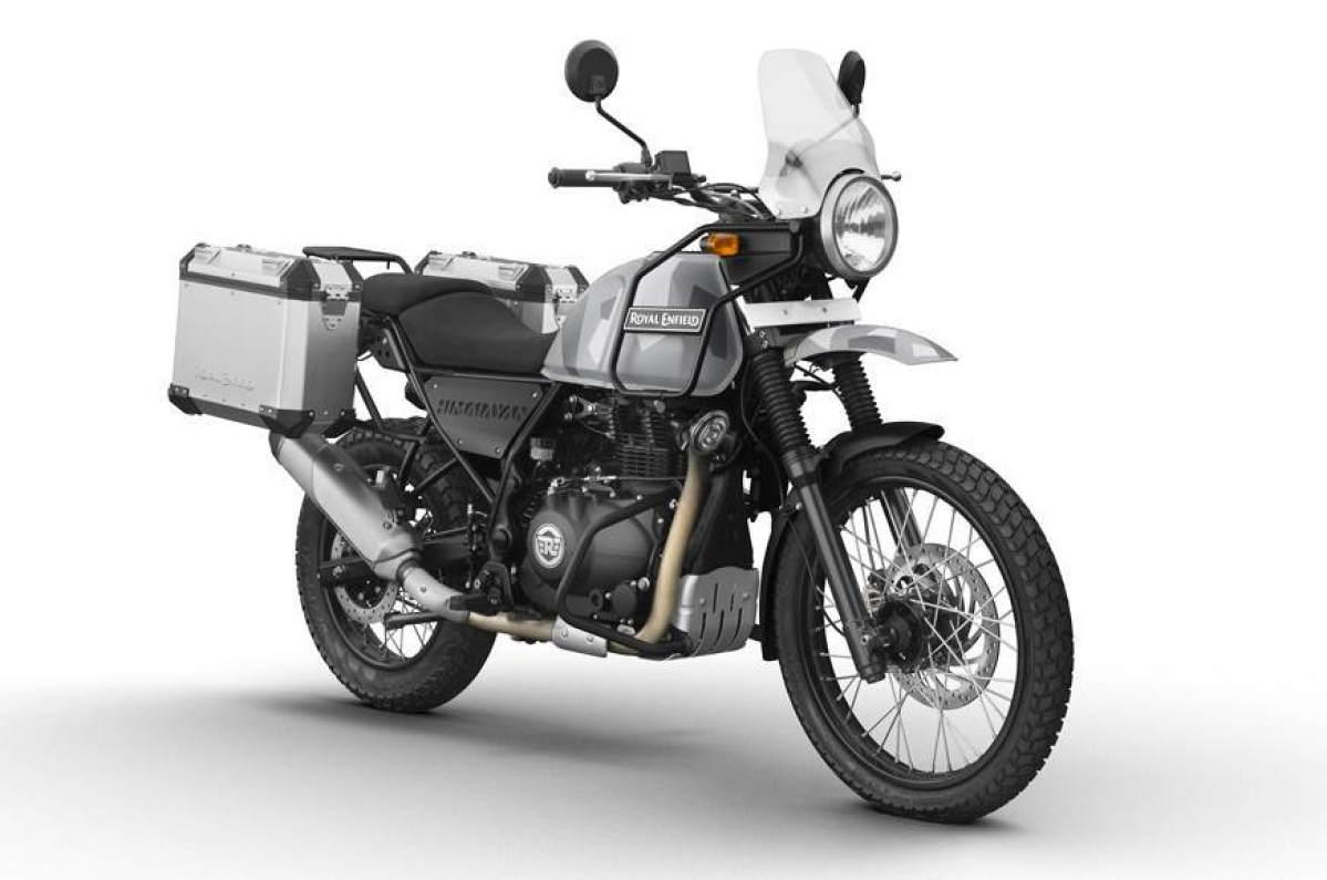 Royal Enfield has launch the Himalayan ABS priced at Rs 1.79 lakh