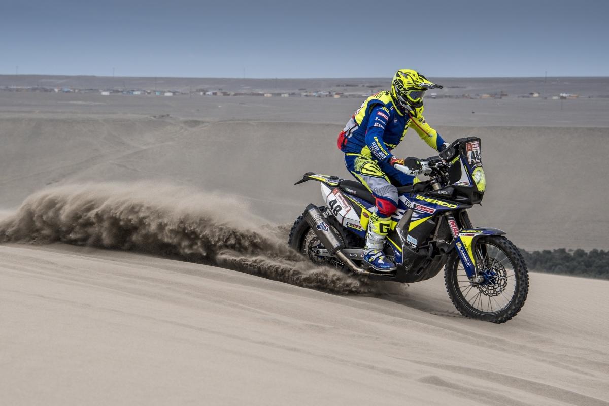 Dakar 2019, stage 7: Aravind KP maintains consistent pace