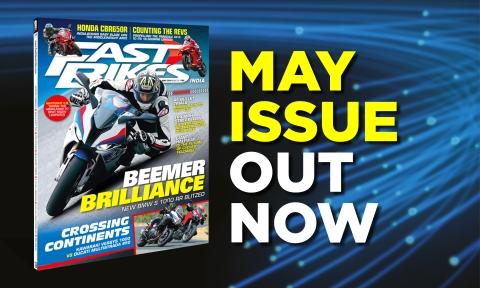 May 2019 issue of Fast Bikes India – On stands now