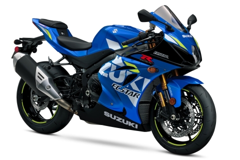 Intermot 2018: Suzuki GSX-R1000 gets upgraded