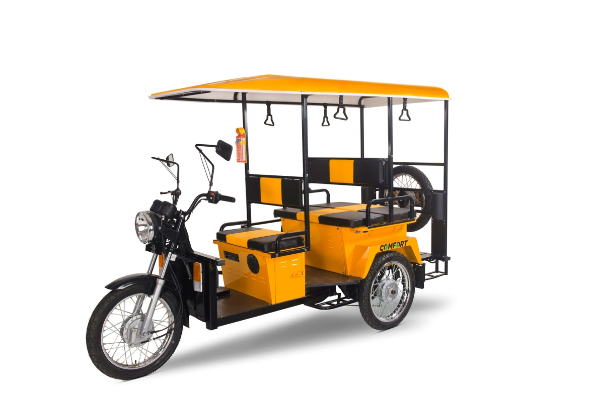 OMA Star Spl and Comfort launched by Lohia Auto Industries