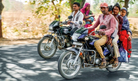 Navroze's Blog: The 100cc commuter segment revolution