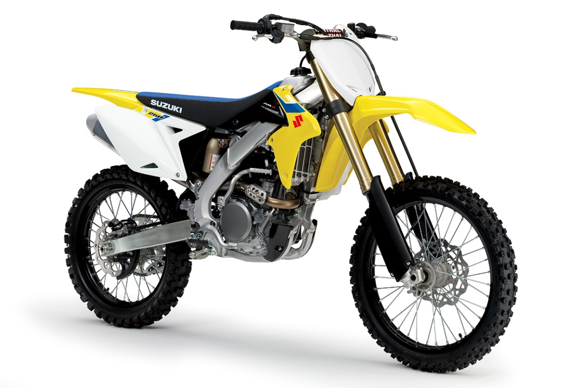Suzuki Motorcycle India launches RMZ series motocross bikes