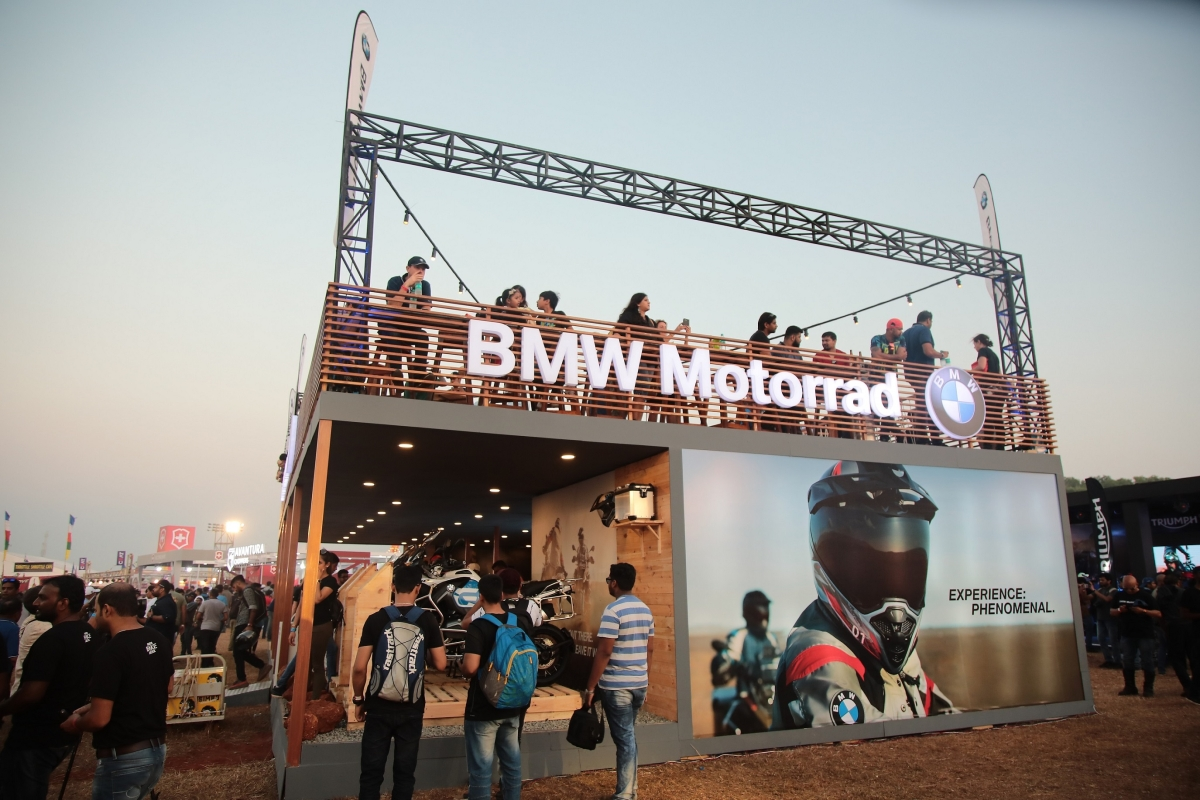 BMW R nine T Racer and K 1600 B launched at IBW