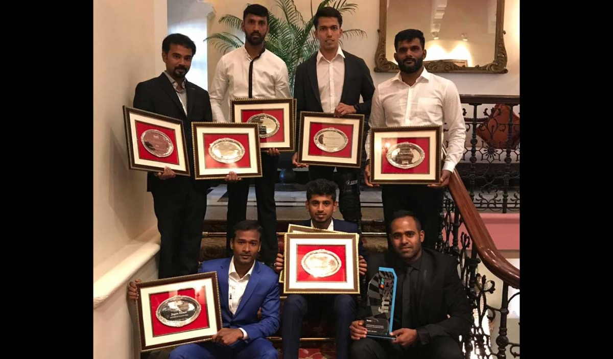 TVS Racing wins big at the FMSCI National Championship Awards