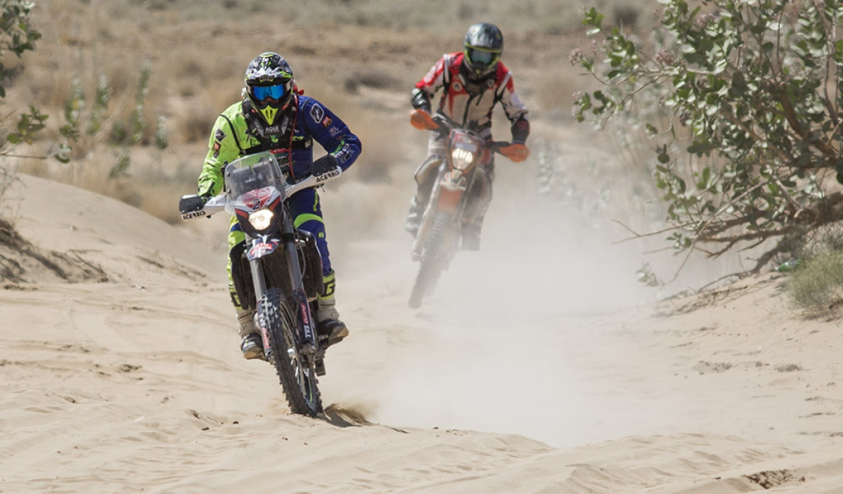 TVS Racing Diaries: How to get into motorsport rallying and motocross