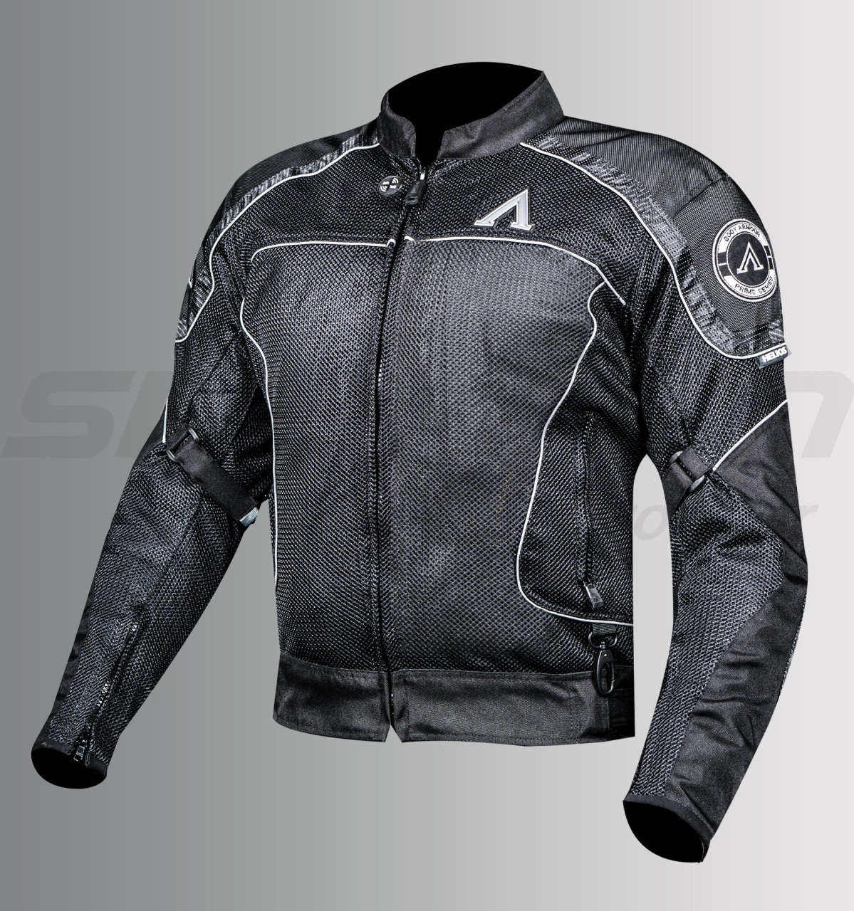 Motorcycle riding essentials: Aspida Helios Classic Air Mesh Jacket
