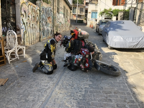 Ride to be One, part 14 – Going through Europe on two wheels