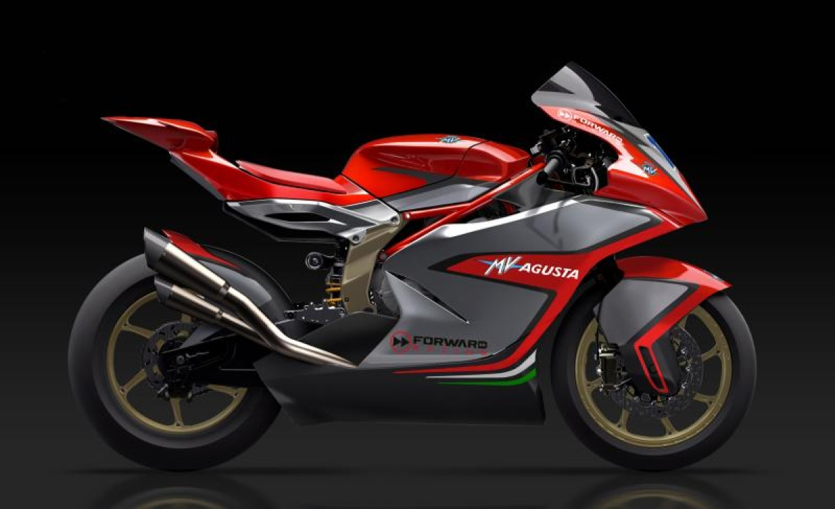 MV Agusta announces return to MotoGP