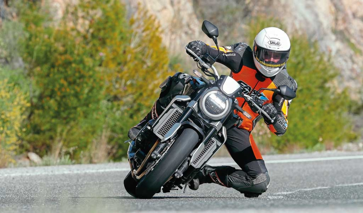 Test Ride Review: Honda CB1000R, the cafe racer inspired CB