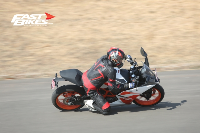 KTM RC 200: No better bike to learn on