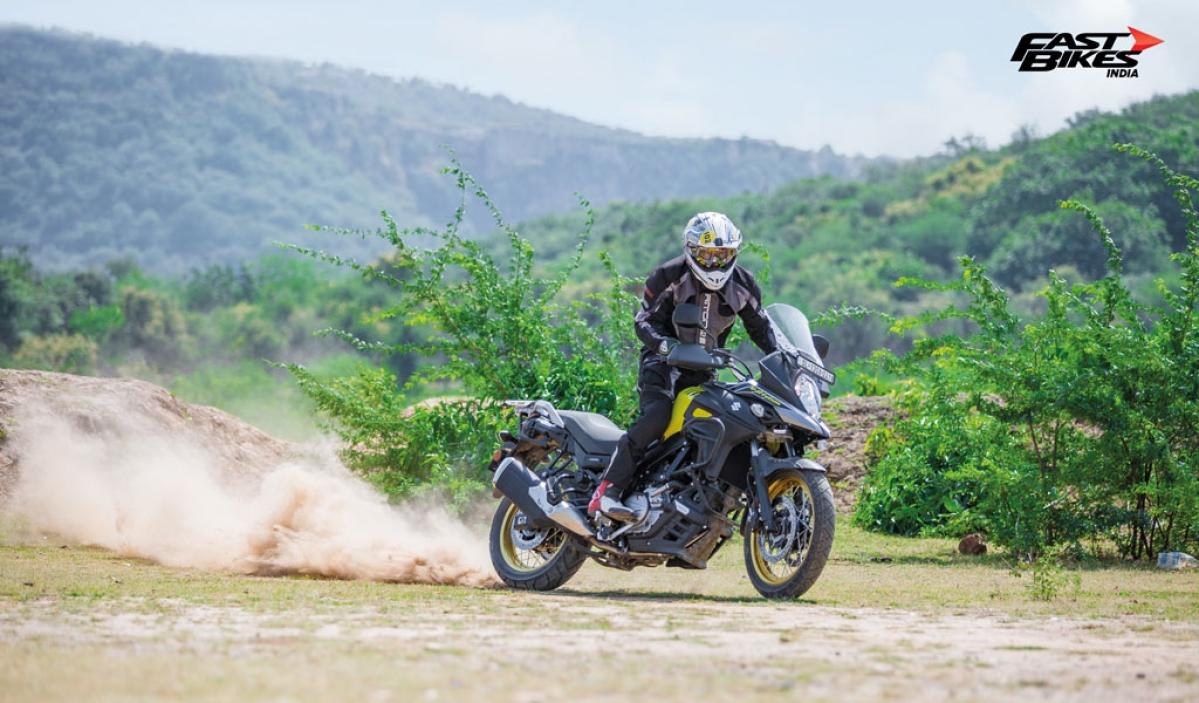 Test Ride Review: 2018 Suzuki V-Strom 650 XT ABS