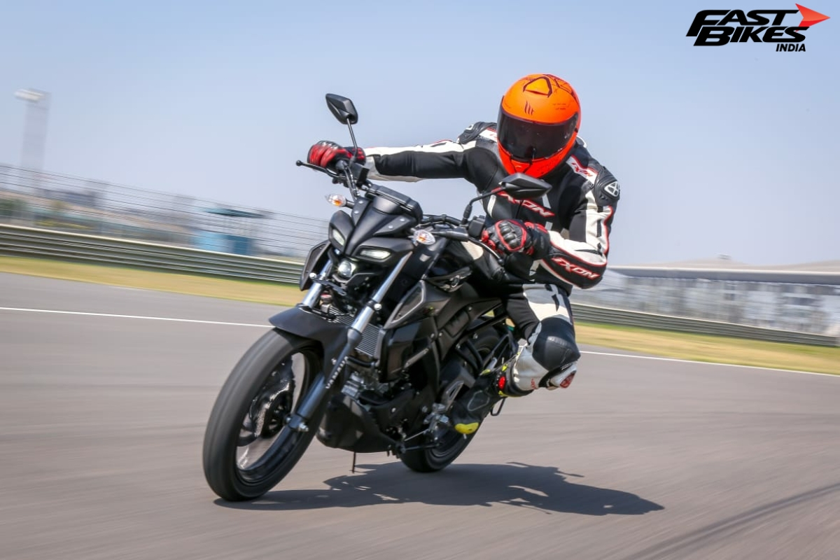 Test Ride Review: Yamaha MT-15